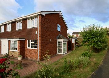 Thumbnail 3 bed semi-detached house for sale in Peverill Road, Perton, Wolverhampton