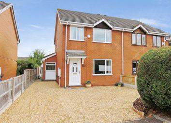 Thumbnail 3 bed semi-detached house for sale in Millstone Lane, Nantwich