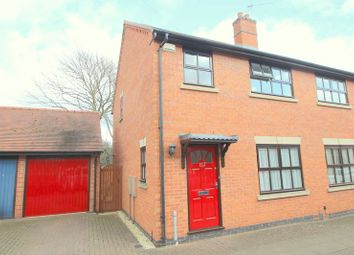 Thumbnail 3 bed semi-detached house for sale in High Street, Bidford-On-Avon, Alcester