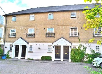 Thumbnail 3 bed terraced house to rent in Masterman Wharf, Bishops Stortford, Herts