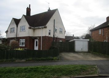Thumbnail 3 bed semi-detached house for sale in Kelvin Grove, Lloyds, Corby