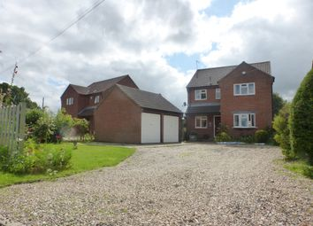 Thumbnail 4 bed detached house for sale in Chapel Road, Beighton, Norwich