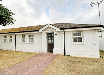 Thumbnail 2 bed terraced bungalow for sale in Millfield Park, Brampton Road, Huntingdon