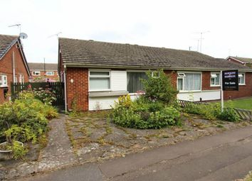 Thumbnail 2 bedroom bungalow for sale in Hunters Close, Binley, Coventry