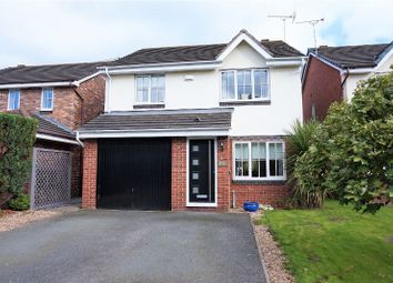 Thumbnail 4 bed detached house for sale in Hadrian Way, Middlewich