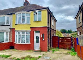 Thumbnail 3 bed end terrace house for sale in Milton Road, Luton, Bedfordshire, England