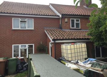 Thumbnail 4 bed semi-detached house for sale in Catfield, Gt. Yarmouth, Norfolk