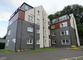 Thumbnail 2 bed flat for sale in Wilderhaugh, Galashiels