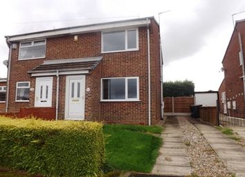 Thumbnail 2 bed semi-detached house to rent in Flanderwell, Rotherham