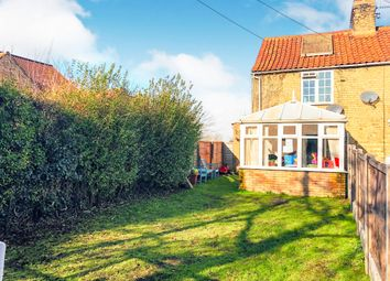 Thumbnail 2 bed end terrace house for sale in Althea Terrace, Reepham, Lincoln