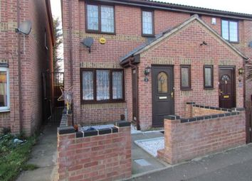 Thumbnail 3 bed terraced house to rent in Crystal Way, Chadwell Heath, Romford