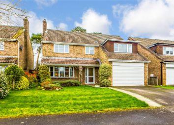 4 bed detached house for sale in Hepplewhite Close, Baughurst, Tadley, Hampshire RG26
