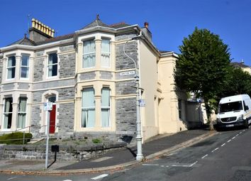 Thumbnail 5 bed end terrace house for sale in Greenbank Avenue, Plymouth, Devon