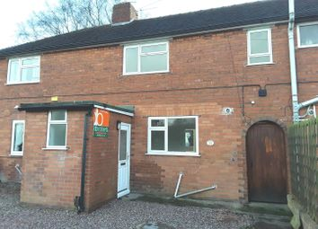 Thumbnail 3 bed terraced house for sale in Rhodes Avenue, Dawley, Telford