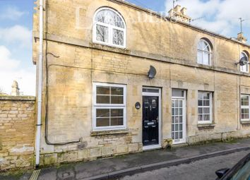 Thumbnail 2 bed end terrace house to rent in Rock Road, Stamford