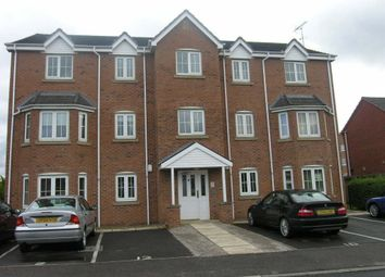 Thumbnail 3 bedroom flat to rent in Lakeside Court, Normanton