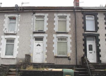 Thumbnail 2 bed terraced house to rent in Dilwyn Street, Penrhiwceiber, Mountain Ash