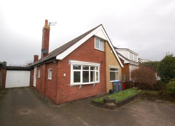 Thumbnail 3 bed detached bungalow for sale in Newton Drive, Blackpool