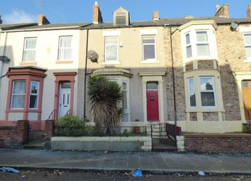 Thumbnail 5 bed terraced house for sale in Waterville Road, North Shields