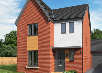 Thumbnail 3 bed detached house for sale in Leicester Road, Leicester