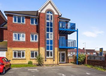 Thumbnail 2 bedroom flat for sale in Ensign Court, Westgate Road, Lytham St Annes, Lancashire