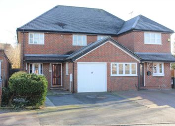 Thumbnail 3 bed semi-detached house for sale in Belmont Road, Hemel Hempstead