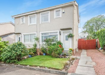 Thumbnail 2 bed semi-detached house for sale in Groveburn Avenue, Giffnock, Glasgow