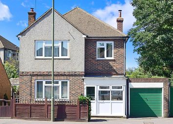 Thumbnail 3 bed detached house for sale in Brighton Road, Lower Kingswood, Tadworth, Surrey