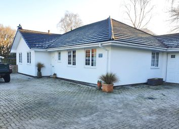 Thumbnail 3 bed detached bungalow for sale in Old Newton Road, Heathfield, Newton Abbot