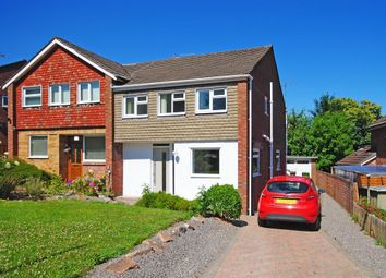 Thumbnail 3 bed semi-detached house for sale in Carisbrooke Way, Penylan, Cardiff