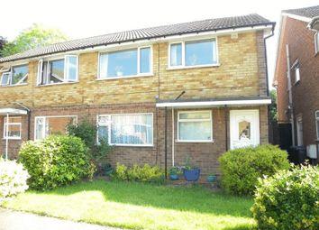 Thumbnail 2 bed maisonette for sale in Hazeltree Croft, Acocks Green, Birmingham