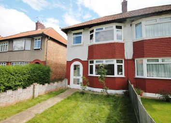 Thumbnail 3 bed semi-detached house to rent in Groveland Way, New Malden