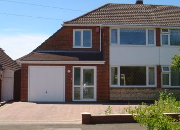 Thumbnail 3 bed semi-detached house to rent in Birmingham New Road, Dudley
