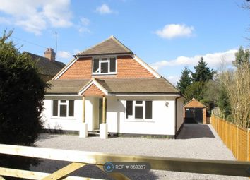 Thumbnail 4 bed detached house to rent in Moorlands, Rushmoor, Farnham