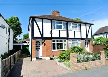 Thumbnail 3 bed property to rent in Bourneside Road, Addlestone