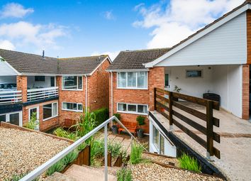 Thumbnail 4 bed semi-detached house for sale in Howard Close, Teignmouth, Devon