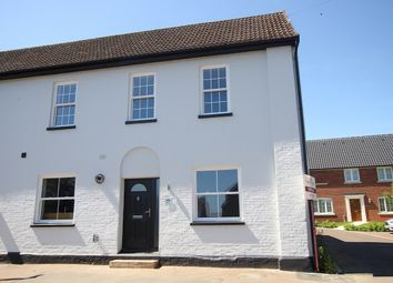 Thumbnail 3 bed semi-detached house for sale in The Street, Bramford, Ipswich, Suffolk