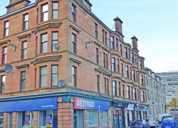 Thumbnail 2 bed flat to rent in Newton Street, Greenock
