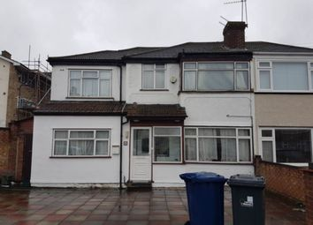 Thumbnail 6 bed terraced house to rent in Kenilworth Gardens, Southall