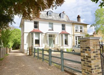 Thumbnail 2 bed flat for sale in Palace Road, East Molesey