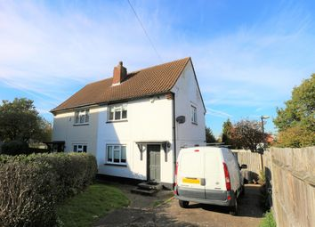 Thumbnail 2 bed semi-detached house to rent in Barham Road, Chislehurst