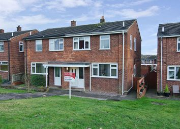 Thumbnail 3 bed semi-detached house for sale in Matlock Drive, Cannock