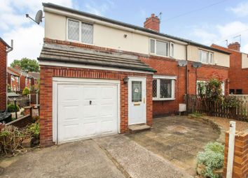 Thumbnail 3 bed semi-detached house for sale in Willman Road, Barnsley, South Yorkshire