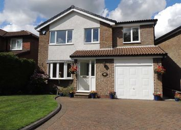 Thumbnail 4 bed detached house for sale in Hollins Lane, Marple Bridge, Stockport