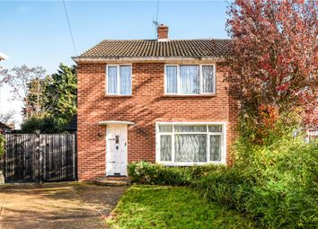 Thumbnail 3 bed semi-detached house for sale in Wyndham Crescent, Burnham, Slough