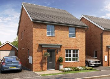 "Thumbnail 4 bedroom detached house for sale in ""Chester"" at Red Lodge Link Road, Red Lodge, Bury St. Edmunds"