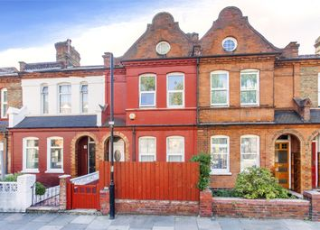 Thumbnail 3 bed terraced house for sale in Lymington Avenue, Wood Green, London