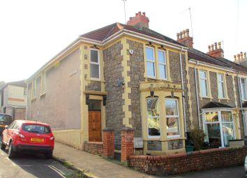 Thumbnail 3 bed end terrace house for sale in Allington Road, Southville, Bristol