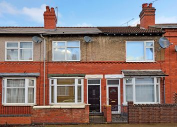 Thumbnail 2 bedroom terraced house for sale in Highland Road, Earlsdon, Coventry