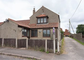 Thumbnail 3 bed semi-detached house for sale in Caistor Road, Barnetby